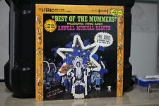 BEST OF THE MUMMERS  PHILA. STRING BANDS 12TH ANNUAL MUSICAL SALUTE 2 LP SET