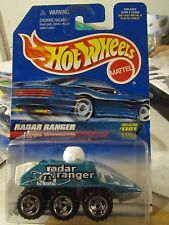 Hot Wheels Radar Ranger #1101 Green