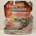 Brakedown Universe Scout 25th Ann. NEW MOSC 2009 Hasbro Transformers