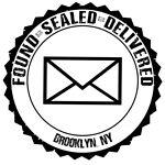 Found Sealed Delivered