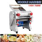 US Commercial Electric Dough Roller Sheeter Noodle Pasta Dumpling Maker Machine