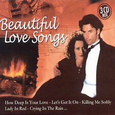 Beautiful Love Songs, Various Artists, Acceptable Import