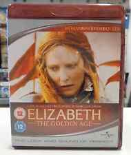 HD DVD FILM MOVIE ITALIANO Universal ELIZABETH THE GOLDEN AGE Cate Blanchett