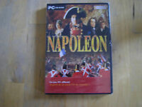 jeu pc cd-rom napoleon le jeu pc officiel