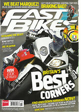 FAST BIKES,   NOVEMBER, 2013   ( WE BEAT MARQUEZ ! * BRITAIN'S BEST CORNERS )