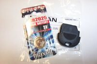 GENUINE NISSAN REMOTE FOB FRONT COVER & BATTERY  NAVARA D22