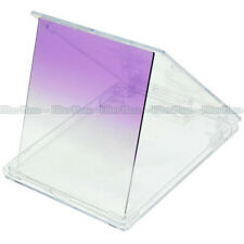 For Cokin P series Filter Square Gradual Graduated Purple Mauve Colour Landscape