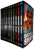 The Darren Shan Demonata Collection 10 Books Set Pack Collection