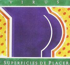 Virus, Vírus, The Vi - Superficies de Placer [New CD] Argentina - Import