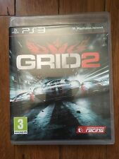 Grid 2 ( Sony PlayStation 3 Pal )Complete