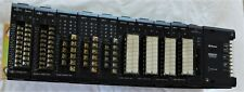 GE FANUC PLC SERIES ONE IC610CHS130A 10-SLOT RACK, POWER, INPUT / OUTPUT MODULES