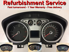 Ford Focus Mk2 Mk3 / C-Max Instrument Cluster /Clocks/Dash Refurbishment service