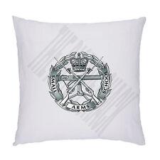 DISTINTIVO Scuola di armi leggere su cuscino/cuscino incluso il riempimento .45 CM x 45 cm