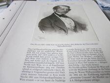 Wien Archiv 3 3014 Otto Nicolai 1810-1849 Josef Kriehuber 1842