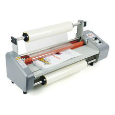220V 8460T Laminating Machine Four Rollers Hot Roll Laminating Machine