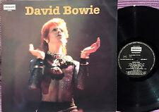 DAVID BOWIE - LP  DERAM RECORDS ST -  SPAIN EDITION 1990 - RARE