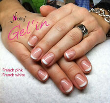 Vernis Semi Permanent NAILITY UV / LED FRENCH WHITE blanc 15ml Gel Polish USA