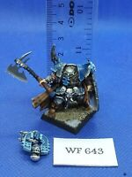 Warhammer Fantasy - Khorne Chaos Lord Pro Painted - Metal WF643