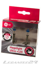 2er Set H1 12Volt 55Watt P14,5s GE 50310NU General Electric Megalight Ultra+120%