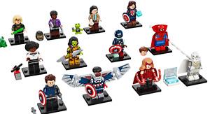 LEGO® 71031 Marvel Avengers Minifiguren  Komplettsatz 12 Figuren oder aussuchen