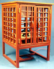 Japanese style display cabinet