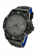 TIMBERLAND DATE LEATHER 100M MENS WATCH TBL.13327JSB/61