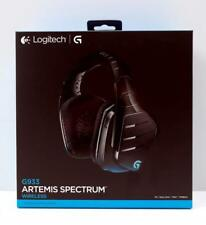 Logitech G933 Artemis Spectrum Kabelloses 7.1 Surround Pro Gaming Headset