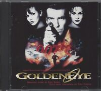 GOLDEN EYE * NEW MOTION PICTURE SOUNDTRACK CD BY ERIC SERRA & TINA TURNER * NEU