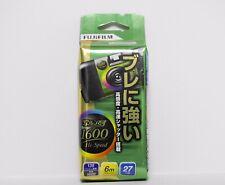 Rare Fujifilm 1600 Hi-Speed Disposable Camera - 27 Exposures