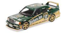 Mercedes-benz 190e 2.5-16 evo 2 Zakspeed reunirá DTM 1992 #17 1:18 Minichamps