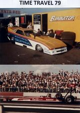 British Drag Racing History DVD... Santa Pod World Finals 1989