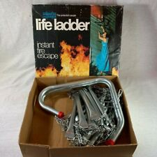 American Lafrance Life Ladder Instant Fire Escape 15 ft. 2 story