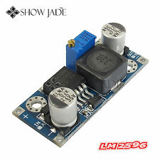 2PC LM2596 DC/DC Power Supply Adjustable Converte Module1.3V-35V  for Arduino