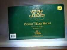 Dept 56 Dickens Village Gad'S Hill Place