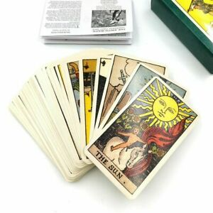Rider-Waite Tarot Card Deck – NEW (Damaged Box) 20% OFF – High Quality Cards