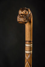 Walking canes for men Walking Stick Monkey Walking cane Hand Carved