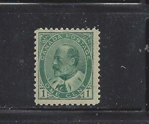 CANADA -  89 - MH - 1903 - KING EDWARD VII