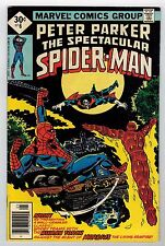 SPECTACULAR SPIDER-MAN #6 - MORBIUS APPEARANCE - ROSS ANDRU ART & COVER - 1977