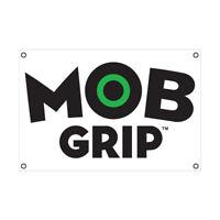 "Mob Grip Skateboard Shop Banner - Logo - Vinyl 24"" x 36"""