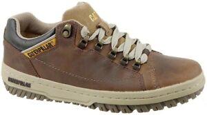 CAT CATERPILLAR Apa P711584 en Cuir Sneakers Baskets Chaussures pour Hommes