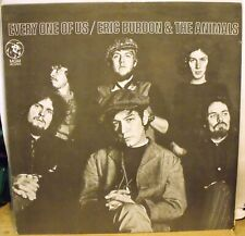 ERIC BURDON & THE ANIMALS EVERY - ONE OF US - LP MGM 2315390