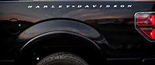 (1) NEW FORD GENUINE OEM 2007-2008 F-150 Harley Davidson Bedside Emblem Chrome