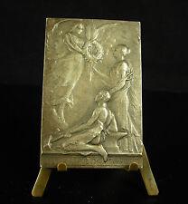 Médaille Automobiles cycles et appareils aériens par Kautsch Bertrand 1939 Medal