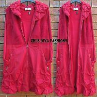 LAGENLOOK QUIRKY Two Piece Set Long Shirt Tunic Dress & Jacket  Sizes  UK 18-22