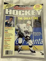 1993-94 The Sporting News Hockey Magazine Wayne Gretzky Cover December 1993