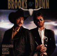 Brand New Man - Brooks & Dunn - EACH CD $2 BUY AT LEAST 4 1991-08-13 - Arista