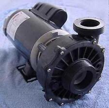 2 hp. 2 Speed Spa Pump 230V New Waterway Hi-Flo NEW! 3420820-10