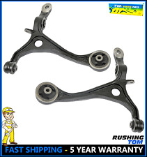2 New Front Lower Pair Premium Left & Right Control Arms For a Accord or TSX