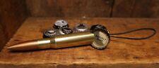 Beer Bottle Opener Once Fired Brass Handmade Upcycled Military 50 Caliber Bullet