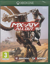 MX vs ATV All Out Xbox One Brand New Factory Sealed